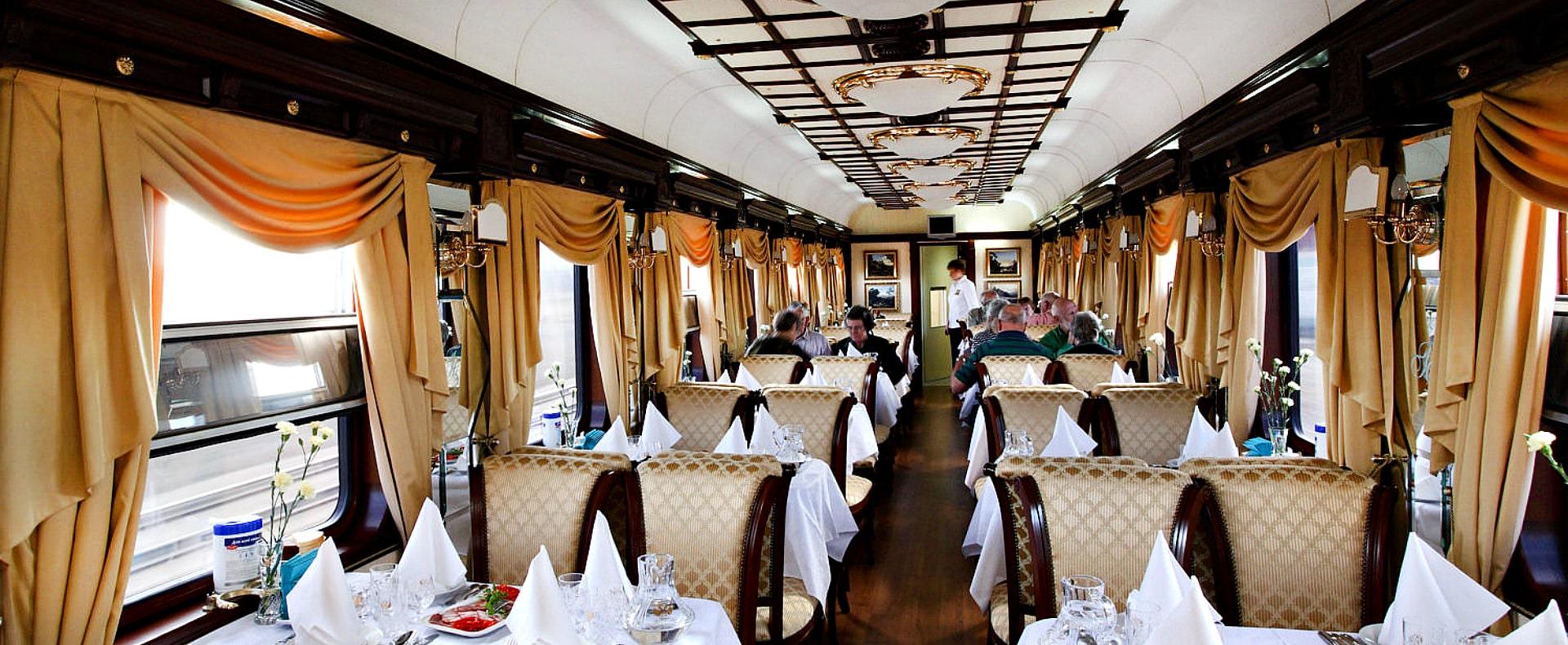 Tsar's Gold Train