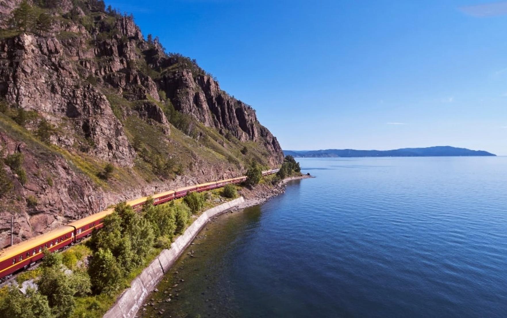 Trans-Siberian Railway History & Facts