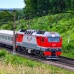 Regular Russian Train