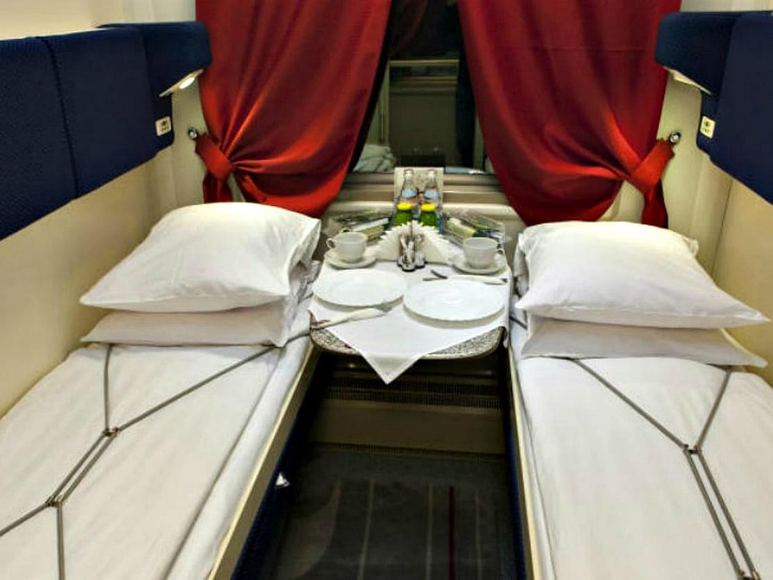 First-Class Cabin