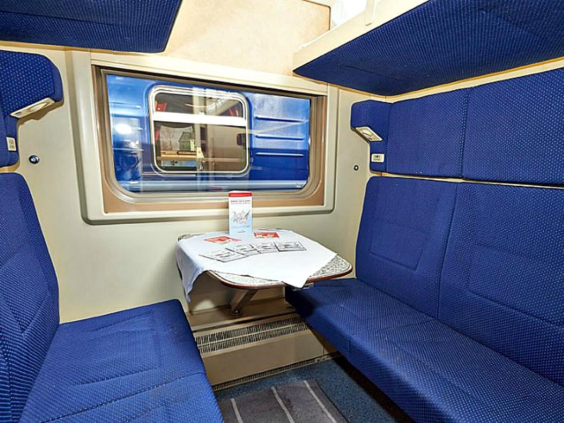 Second-Class Cabin