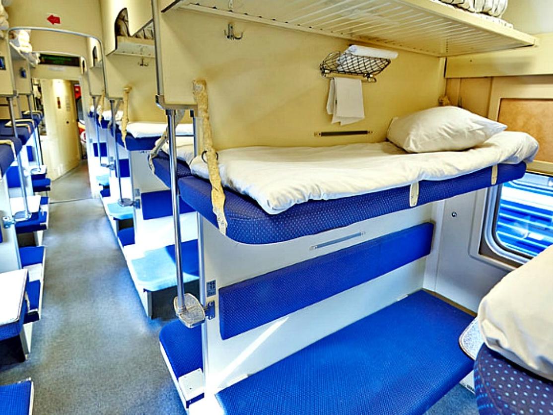 Third-Class Cabin