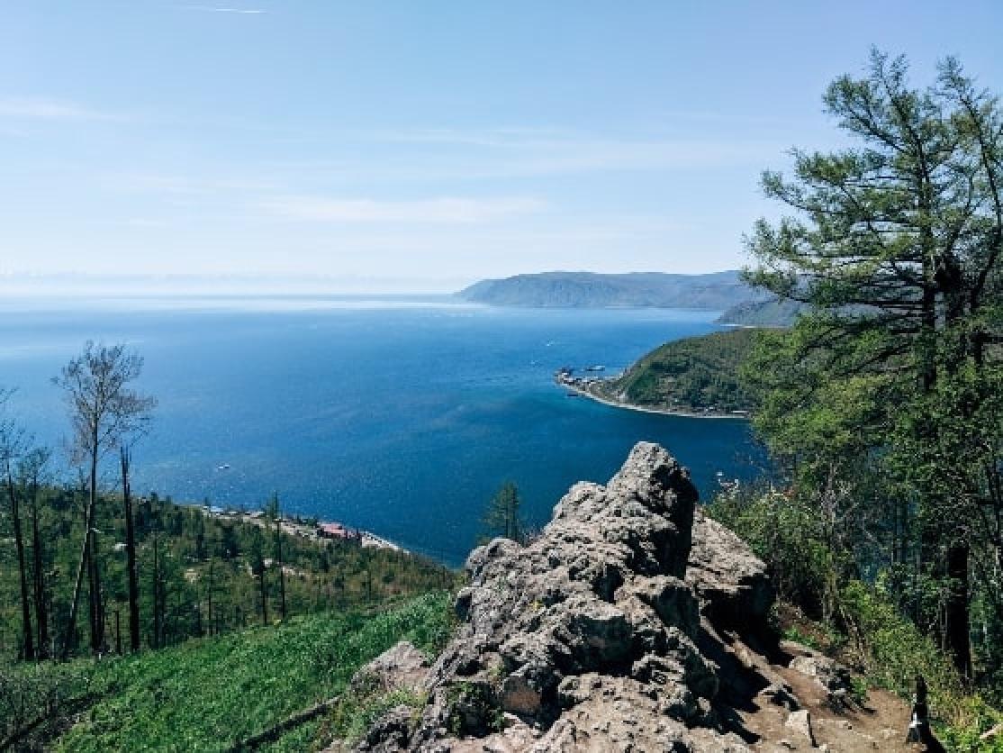 Lake Baikal & Listvyanka Village